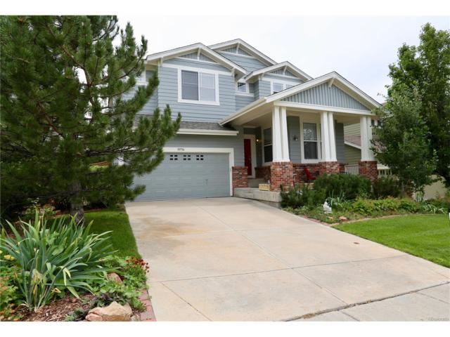 10554 Wagon Box Circle, Highlands Ranch, CO 80130 (MLS #8059715) :: 8z Real Estate