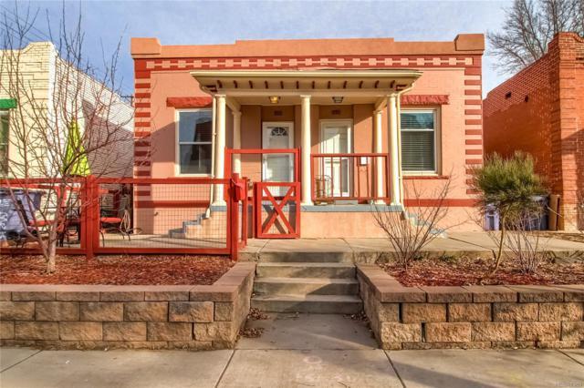 3247 W Conejos Place, Denver, CO 80204 (#8059863) :: Compass Colorado Realty