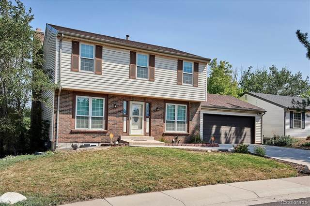8627 W Fremont Place, Littleton, CO 80128 (MLS #8059871) :: Find Colorado