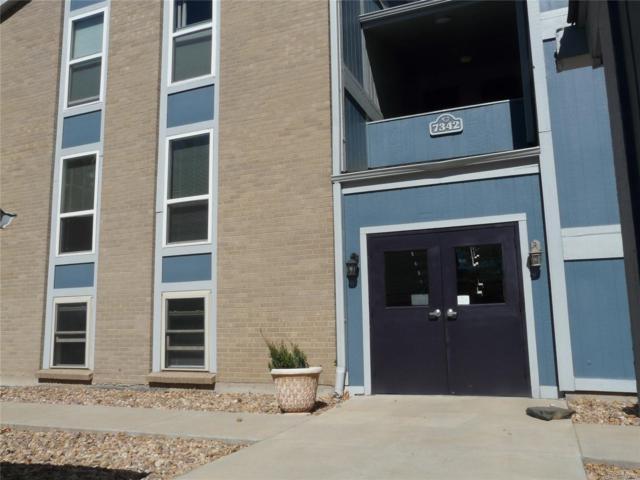 7342 S Xenia Circle A, Centennial, CO 80012 (#8060219) :: My Home Team