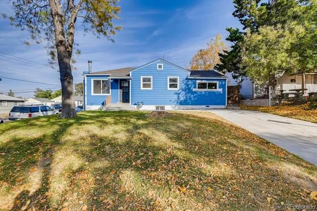 666 Osceola Street, Denver, CO 80204 (MLS #8060416) :: 8z Real Estate