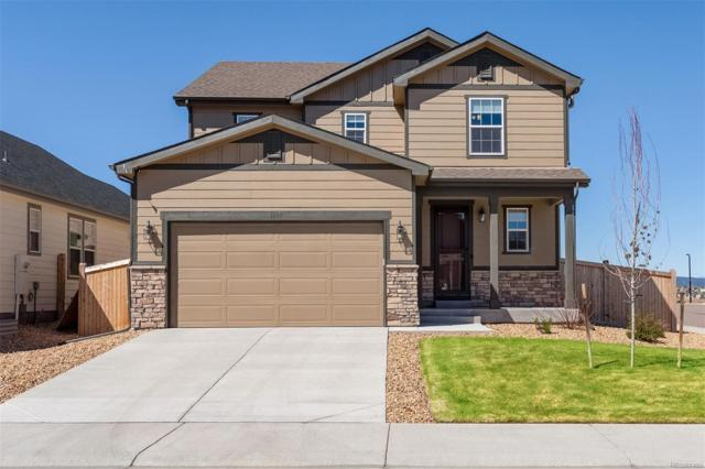 3395 Caprock Way, Castle Rock, CO 80104 (MLS #8060525) :: 8z Real Estate