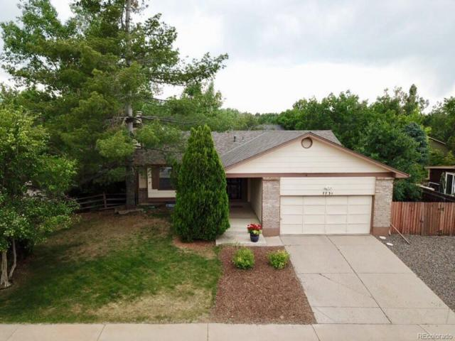 7731 S Spruce Street, Centennial, CO 80112 (#8060608) :: HomeSmart Realty Group