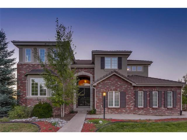 5985 S Lewiston Street, Centennial, CO 80016 (#8061172) :: The Griffith Home Team