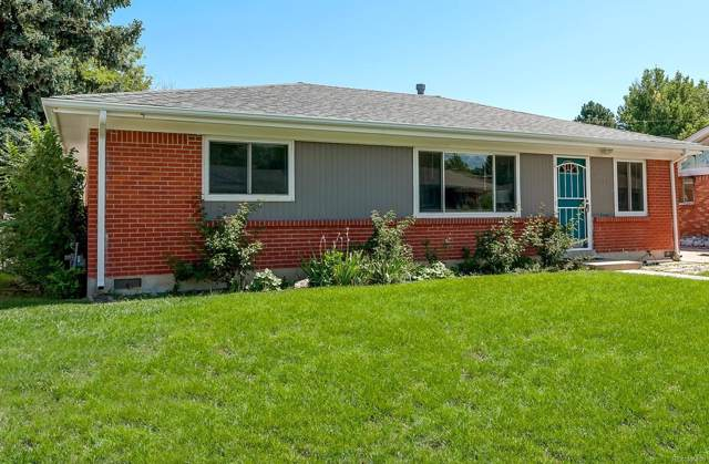 2540 S Perry Street, Denver, CO 80219 (MLS #8061338) :: Bliss Realty Group