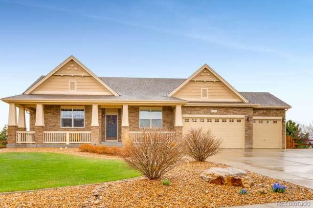 17416 W 77th Place, Arvada, CO 80007 (#8061805) :: Compass Colorado Realty