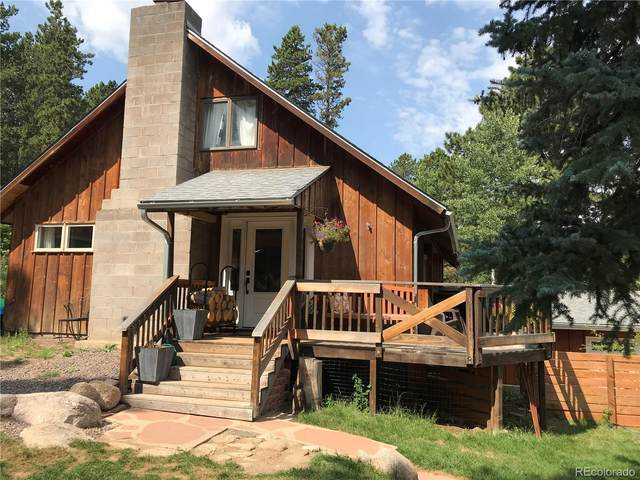 380 S Peak To Peak Highway, Nederland, CO 80466 (MLS #8061918) :: 8z Real Estate