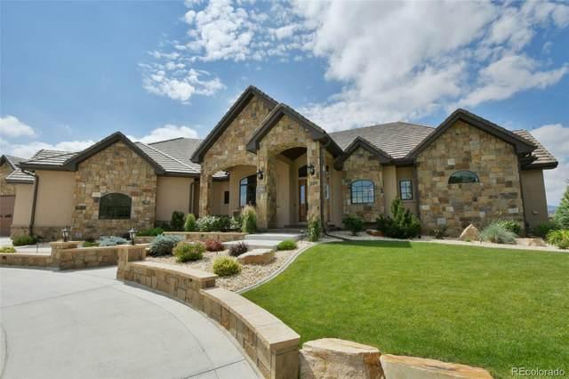 15350 W 55th Avenue, Golden, CO 80403 (#8062154) :: Wisdom Real Estate