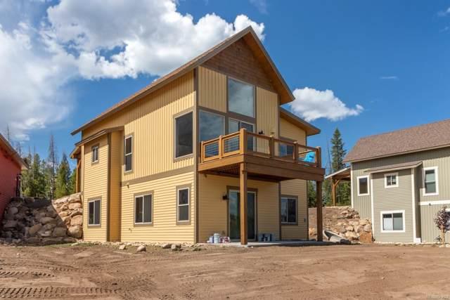 219 Elk Ranch Road, Fraser, CO 80442 (#8062163) :: The DeGrood Team