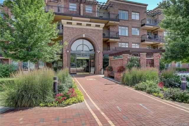 2700 E Cherry Creek Drive S #218, Denver, CO 80209 (#8062208) :: Mile High Luxury Real Estate