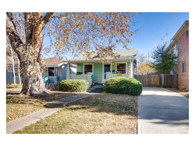 1160 S Steele Street, Denver, CO 80210 (#8062261) :: Thrive Real Estate Group