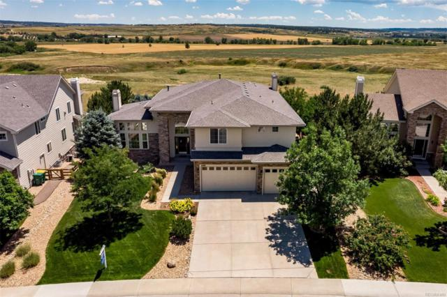 4886 Wagontrail Court, Parker, CO 80134 (#8062376) :: HomePopper