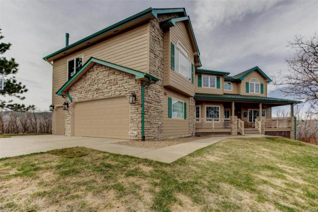 1234 Wintergate Circle, Castle Rock, CO 80104 (#8062632) :: The DeGrood Team
