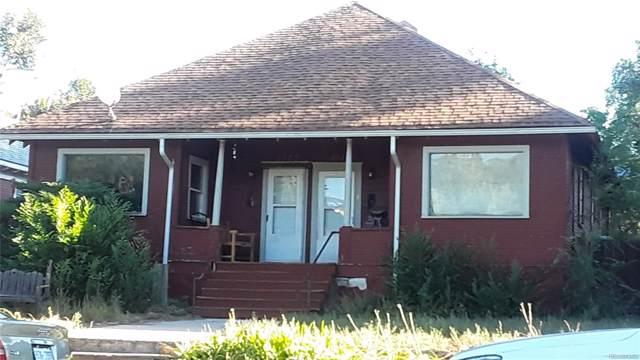 1318 W Kiowa Street, Colorado Springs, CO 80904 (MLS #8062859) :: 8z Real Estate