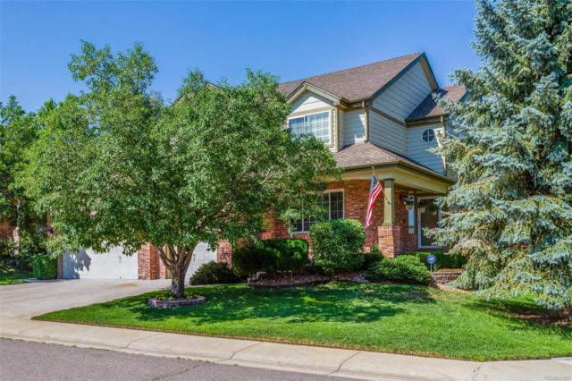 10573 Oakmoor Circle, Parker, CO 80134 (#8063473) :: My Home Team