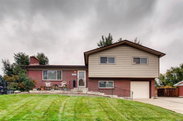 10991 Hermosa Court, Northglenn, CO 80234 (MLS #8063843) :: 8z Real Estate