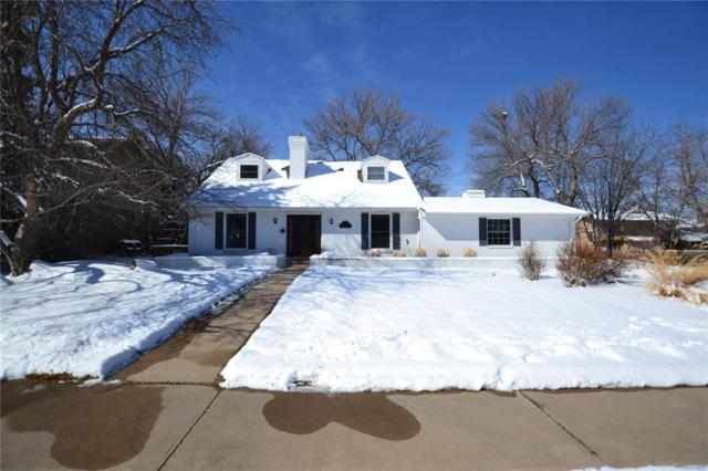 205 Pawnee Drive, Boulder, CO 80303 (#8064265) :: The Heyl Group at Keller Williams