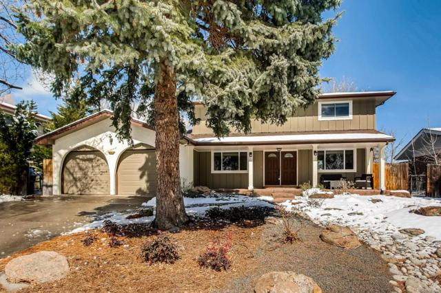 9717 W Ohio Avenue, Lakewood, CO 80226 (#8064291) :: Colorado Home Finder Realty