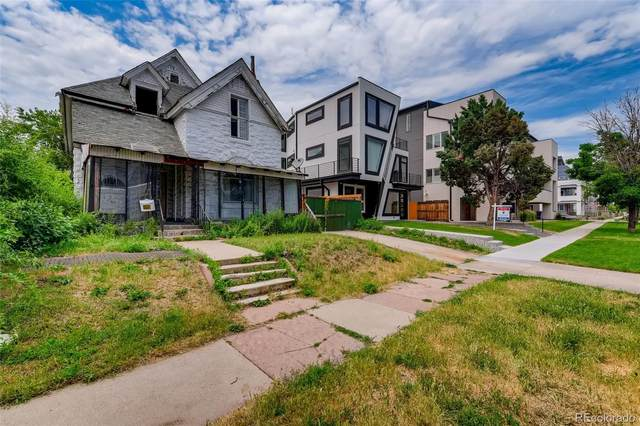 1625 Irving Street, Denver, CO 80204 (MLS #8064413) :: Clare Day with Keller Williams Advantage Realty LLC
