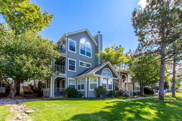 6741 S Ivy Way B3, Centennial, CO 80112 (MLS #8064521) :: 8z Real Estate