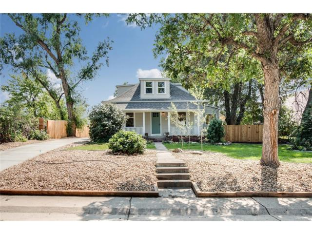6110 S Pennsylvania Street, Centennial, CO 80121 (MLS #8064608) :: 8z Real Estate