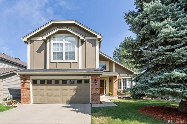 10028 Westside Circle, Littleton, CO 80125 (#8064627) :: Kimberly Austin Properties