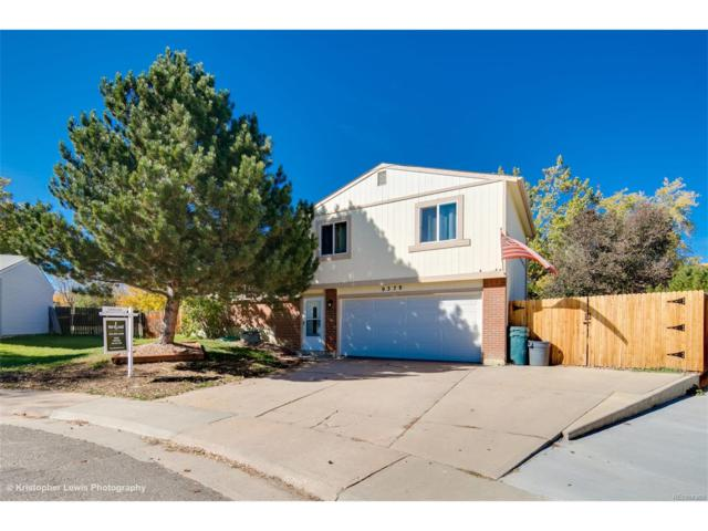 9379 W Canyon Place, Littleton, CO 80128 (#8064747) :: The Peak Properties Group