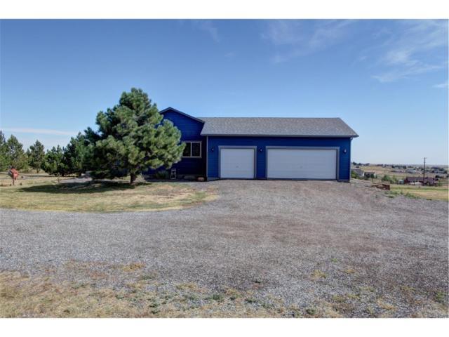 8378 Shiloh Court, Elizabeth, CO 80107 (MLS #8064892) :: 8z Real Estate