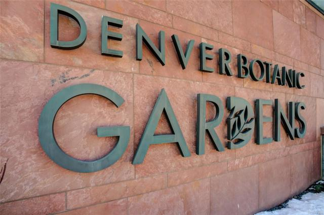 1150 Vine Street #803, Denver, CO 80206 (#8064938) :: Wisdom Real Estate