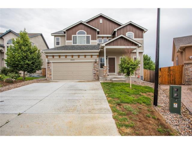 2323 Majestic Plains Court, Colorado Springs, CO 80915 (MLS #8064974) :: 8z Real Estate