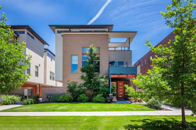 2180 S Josephine Street #4, Denver, CO 80210 (MLS #8065075) :: 8z Real Estate