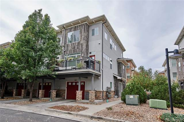 9300 E Florida Avenue #1401, Denver, CO 80247 (#8065089) :: Briggs American Properties