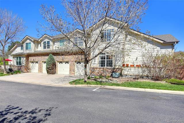 14333 E Napa Place D, Aurora, CO 80014 (#8065348) :: Mile High Luxury Real Estate