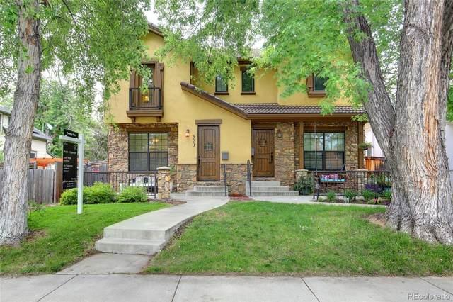 320 S Ogden Street, Denver, CO 80209 (MLS #8065608) :: 8z Real Estate