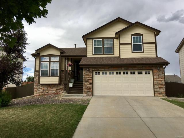 19035 E Dickenson Drive, Aurora, CO 80013 (MLS #8065875) :: 8z Real Estate