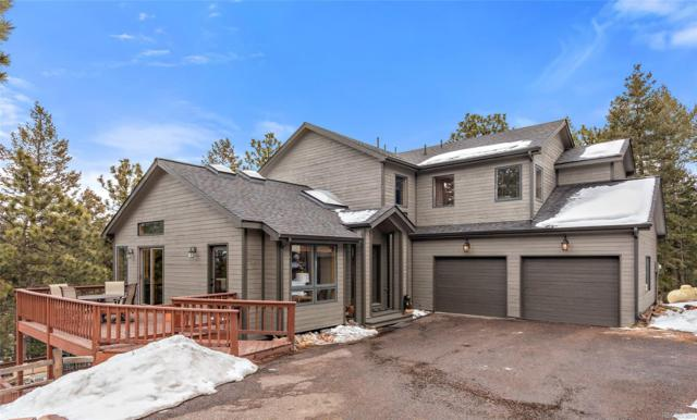 28856 Cragmont Drive, Evergreen, CO 80439 (#8066012) :: The Heyl Group at Keller Williams