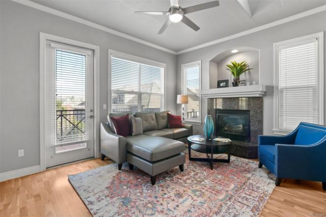 40 Madison Street #306, Denver, CO 80206 (#8066682) :: The Peak Properties Group