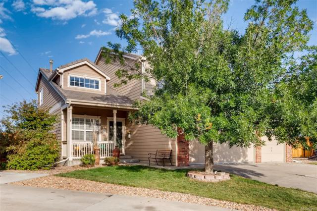 4716 S Liverpool Court, Aurora, CO 80015 (#8066687) :: HomeSmart Realty Group