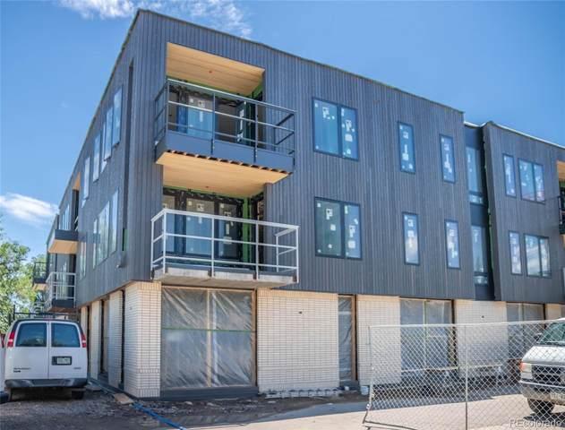 2718 Pine Street #304, Boulder, CO 80302 (#8066977) :: West + Main Homes