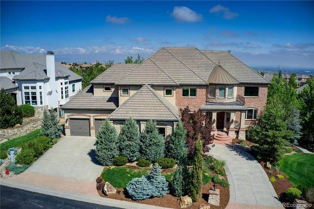 5969 Amber Ridge Drive, Castle Pines, CO 80108 (#8067687) :: Colorado Home Finder Realty