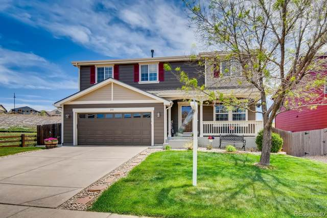 211 Bonanza Drive, Erie, CO 80516 (#8068301) :: HergGroup Denver