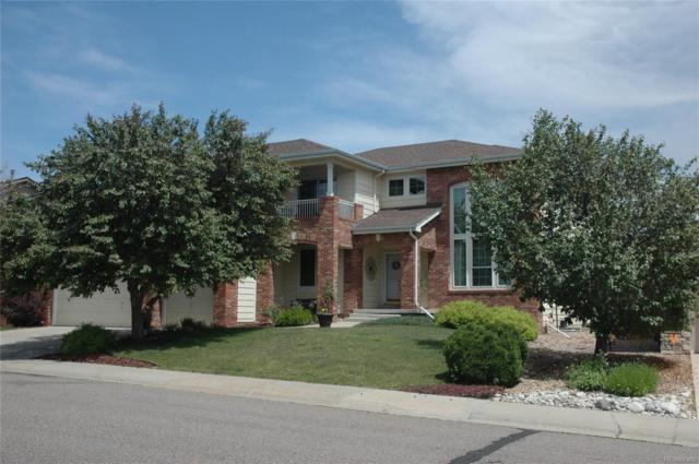 9702 Millstone Court, Highlands Ranch, CO 80130 (#8068534) :: Wisdom Real Estate