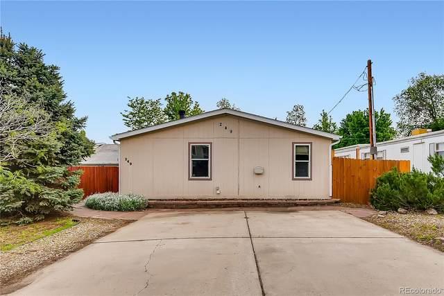 249 Mcclure Avenue, Firestone, CO 80520 (#8068539) :: iHomes Colorado