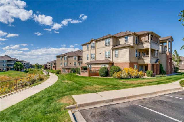 12820 Ironstone Way #201, Parker, CO 80134 (#8068621) :: The Gilbert Group