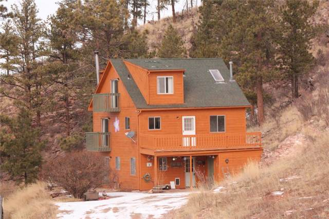 13469 Old Timer Trail, Sedalia, CO 80135 (MLS #8069087) :: 8z Real Estate