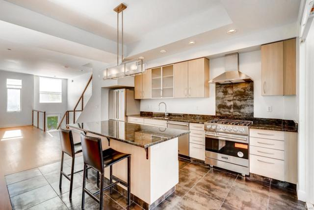 1420 Little Raven Street E, Denver, CO 80202 (#8069278) :: The DeGrood Team