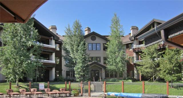 2920 Village Drive #2106, Steamboat Springs, CO 80487 (#8069328) :: Kimberly Austin Properties