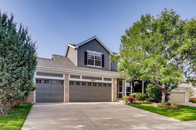 19060 E Crestridge Circle, Aurora, CO 80015 (#8069361) :: Portenga Properties - LIV Sotheby's International Realty
