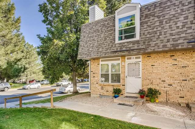 1531 S Owens Street #21, Lakewood, CO 80232 (#8069377) :: The Healey Group