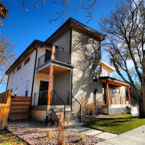 3620 Jason St Street, Denver, CO 80211 (#8069877) :: Bring Home Denver